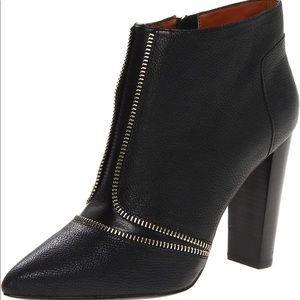 Rebecca Minkoff Pointed Toe Zipper Booties